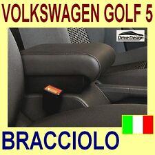 VOLKSWAGEN GOLF 5 -V-bracciolo portaoggetti promozione-facciamo tappeti auto per