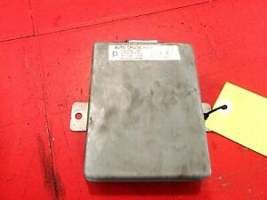 94 95 ACURA INTEGRA CRUISE CONTROL MODULE COMPUTER OEM 36700-ST7-A11 RK-0193