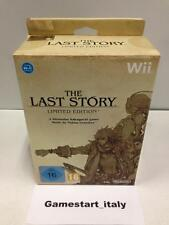 THE LAST STORY LIMITED EDITION NINTENDO WII - PAL BRAND NEW SEALED VERY RARE