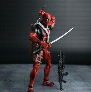 Deadpool Action Figure X-MEN PVC Toy 16cm 6.3'
