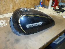 suzuki gs450 gs450L fuel gas tank petrol black gs 450 1981 1980 81 82 1982