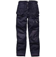 Dickies Eh26800 Eisenhower Kneepad Pocket Work Trousers Cordura Knee Men Navy Blue 34 S