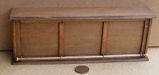 Échelle 1:12 grande barre droite maison de poupées miniature avec un reste pied pub bar