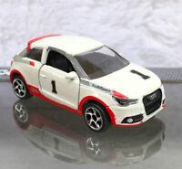 Majorette Audi A1 Sport Racing no.1 Diecast Car 1/58 237E Free Display Box