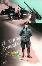 "CARTOLINA MILITARE "" ARTIGLIERIA ANTIAEREA "" 1941  -  C10-938"