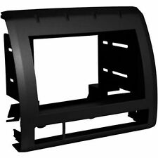 Scosche TA2053BKB Double Din Dash Kit for Toyota Tacoma Stereo Installation