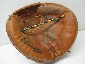 Wilson The A2403 Baseball Glove Catchers Mitt Pro-Toe  Professional Model Japan