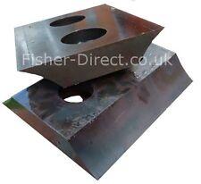 "Timberwolf  chipper type 190 DHB FTR 5"" Wood Chipper Blades **stock clearance**"