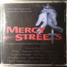 Mercy Streets by Original Soundtrack (CD, Oct-2000, N-Soul) FACTORY SEALED