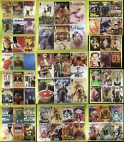 Chew 1-60 (4-60 1st) + 8 Extras, Chew/Revival, 4 Poyo, 3 Variants, Image NM 9.4