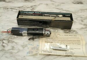 Craftsman Sears Pneumatic Reciprocating Mini Air Saw Automotive Panel Cutter New