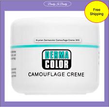 Kryolan 75001 Dermacolor Camouflage Creme 30g Concealer Pick Shade: