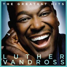 Luther Vandross ~ The Greatest Hits ~ NEW CD Album ~ Dancing With My Father