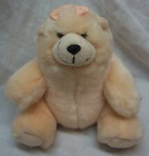 "Russ Charmin SOFT AMY THE BEAR 4"" Plush Stuffed Animal"