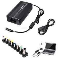100W Universal AC Power Charger Adapter With USB Port w/ DC Car Plug For Laptop