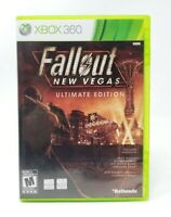Fallout New Vegas Ultimate Edition Microsoft Xbox 360 X360 Game