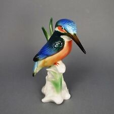 Porzellan-Tiere aus Thüringen mit Vögel-Motiv