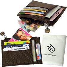 MANDARINA Duck EC-schede/carte di credito/mille franchi/ASTUCCIO (7mm) ASTUCCIO carte di credito NUOVO