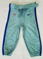 Dallas Cowboys NFL Locker Room Issued Football Pants - Size 32 with Belt