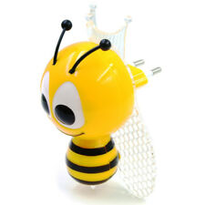 Kids Gifts Butterfly Insect Bee Night Light Light-operated Wall Lamp LED