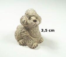 chien miniature en céramique ,collection, vitrine, hondje, dog   G-chiens-W7