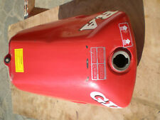 SERBATOIO GILERA RC 600 R C MAXI ENDURO 89 90 RARO ROSSO RC 125 DAKAR EPOCA TANK