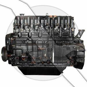 4.2L 254ci VM Mercruiser Diesel Engine Motor Marine 4.2 254 220hp 6 Cylinder