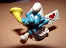 figurine SMURF schtroumpf Schleich Germany LE FACTEUR / 5.4 CM