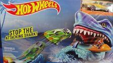 Hot Wheels Yellow SharkBait Gift Play Set