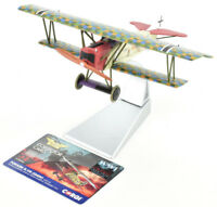 Corgi Fokker D.VII (OAW) - September 1918 1:48 Die-Cast Airplane AA38906