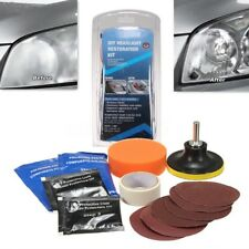 14pcs Car Headlight Lens Restoration System Restorer Light Polishing Tool Kit