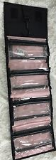 New Mary Kay® Travel Roll Up Bag Make up Organizer Black Full Size
