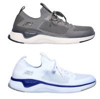 Skechers Solar Fuse Sneaker Uomo Scarpe Ginnastica Leggera Memory Foam Estiva