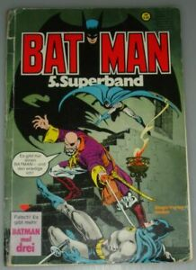 Batman / 5. Superband / Germany 1977