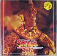 Shaka Zulu 33 tours 1986 Preesage Allemand !