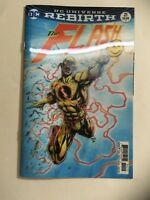 Flash #21 Lenticular The Button Rebirth DC