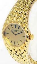 Audemars Piguet Ladies Vintage 18k Yellow Gold Mechanical Windup Dress Watch