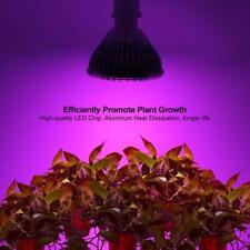 4pcs Full spectrum 28W Plant Grow Led Light Bulbs Lamp lighting for Seeds hydro