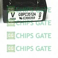2PCS NEW IR (INTERNATIONAL RECTIFIER)/VISHAY GBPC3512A MODULE