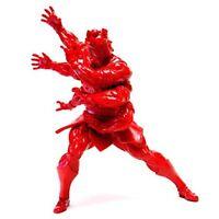 CCP Muscle Man Kinnikuman ASHURAMAN Red 7.8in. sofubi vinyl figure toy Japan F/S