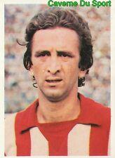 392 THEODOROS PALLAS ARIS SALONIKI GREECE STICKER FOOTBALL 1980 BENJAMIN RARE