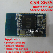 CSR 8635 Bluetooth 4.0 wireless Stereo Audio Module for Hifi Speaker headphone