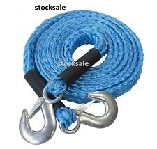 Amtech 4m Tow Rope (gs)