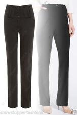 Pantalons taille haute pour femme taille 34