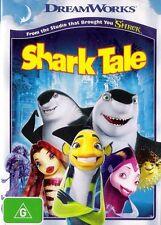 SHARK TALE : NEW DVD
