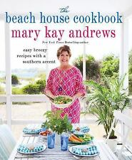 The Beach House Cookbook, Andrews, Mary Kay, Good Book