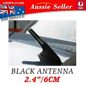 60mm Screw On AM FM Car Antenna Mast Short Aerial Booster Replacement Lexus RX