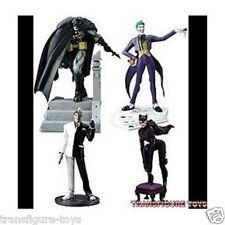 Kia Asamiya Collector Figures: Wave 1 Batman Catwoman Riddler twofaces