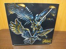 [FROM JAPAN]Makai Kado GARO Shadow Knight Crow Action Figure Bandai NEW