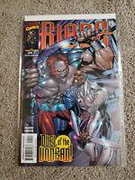 BLADE #4  MARVEL COMICS   BART SEARS 1999